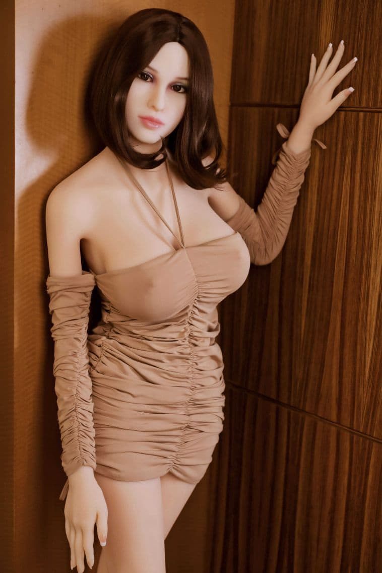 nita 165cm af brown hair giant massive tits athletic tpe sex doll(5)