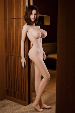 nita 165cm af brown hair giant massive tits athletic tpe sex doll(7)