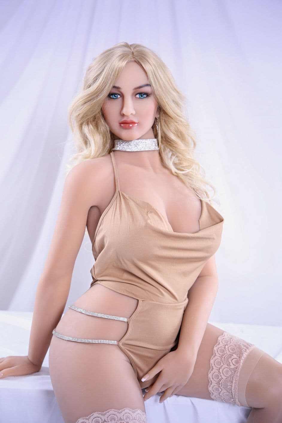 bette 161cm af blonde big boobs athletic tpe sex doll