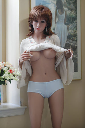 drea 155cm brown hair medium tits athletic tpe yl sex doll(2)