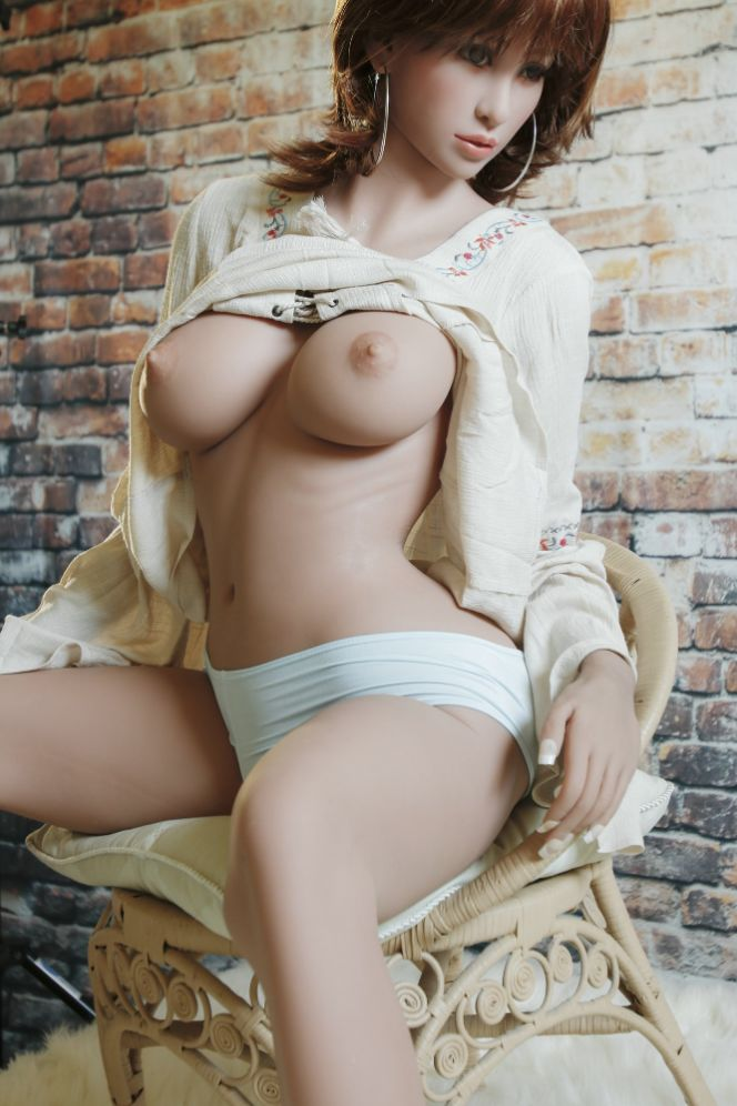 drea 155cm brown hair medium tits athletic tpe yl sex doll(3)