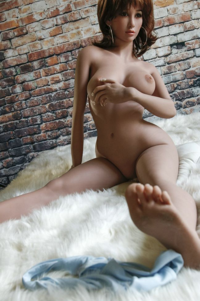 drea 155cm brown hair medium tits athletic tpe yl sex doll(6)