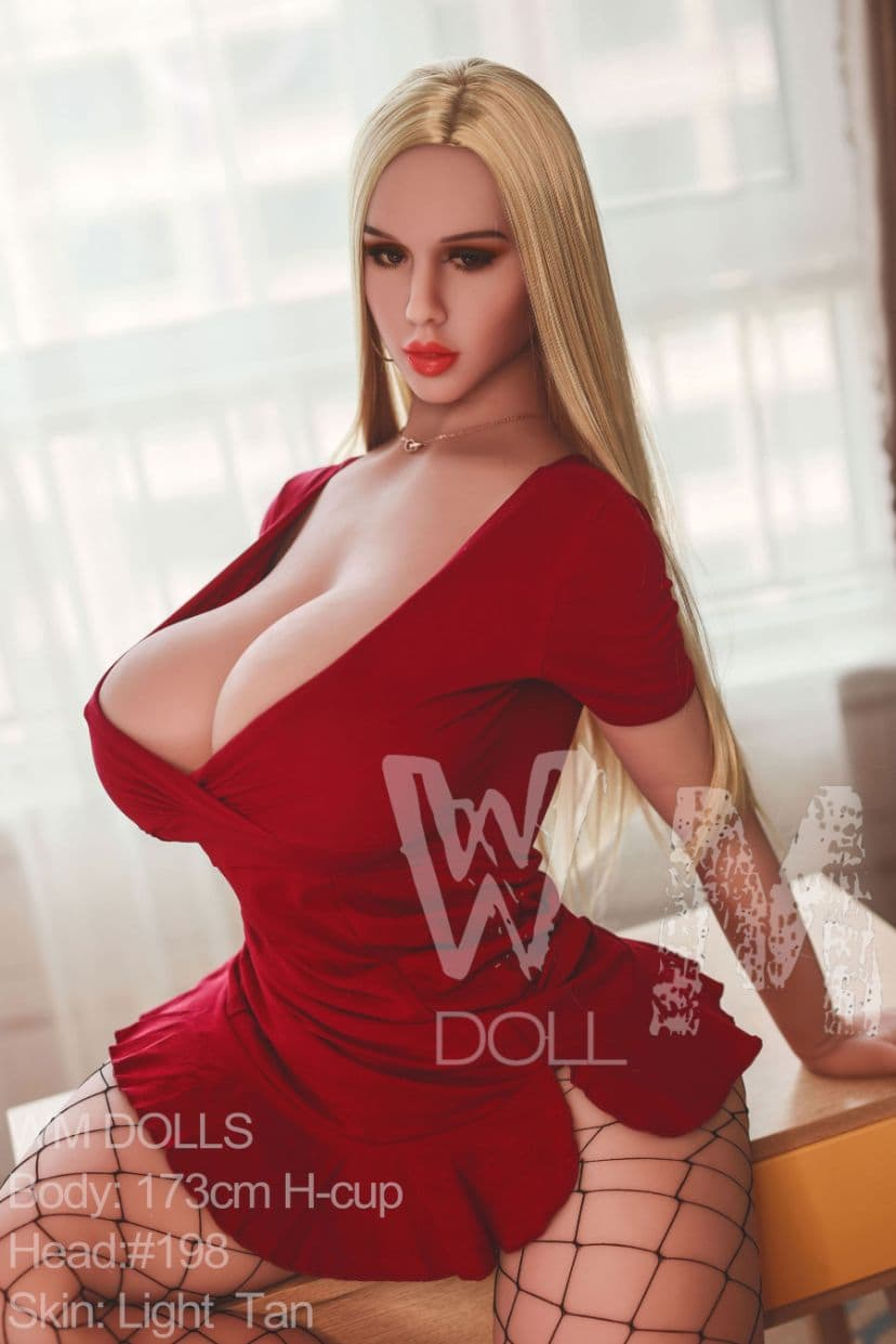 christian 172cm blonde featured big boobs athletic tpe wm bbw sex doll(2)