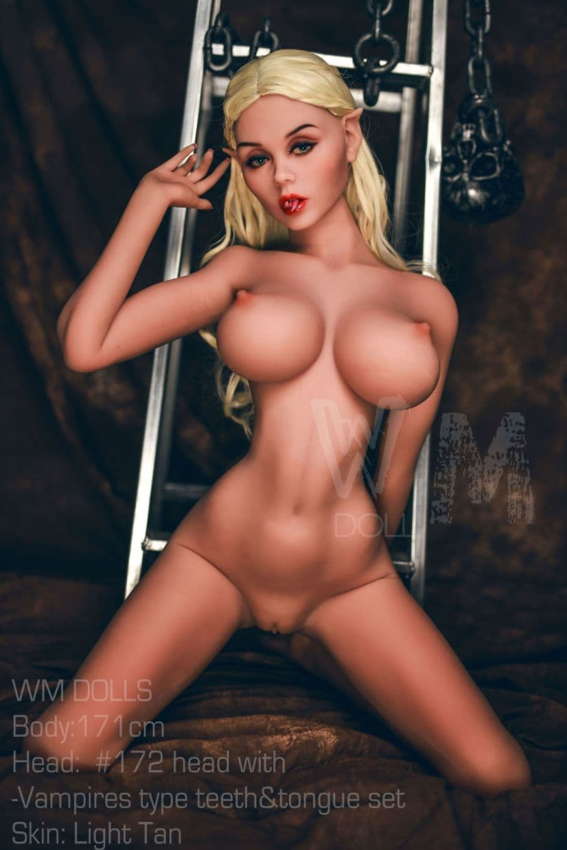 meaghan 171cm 5ft6 blonde fantasy featured big boobs tpe wm sex doll(10)