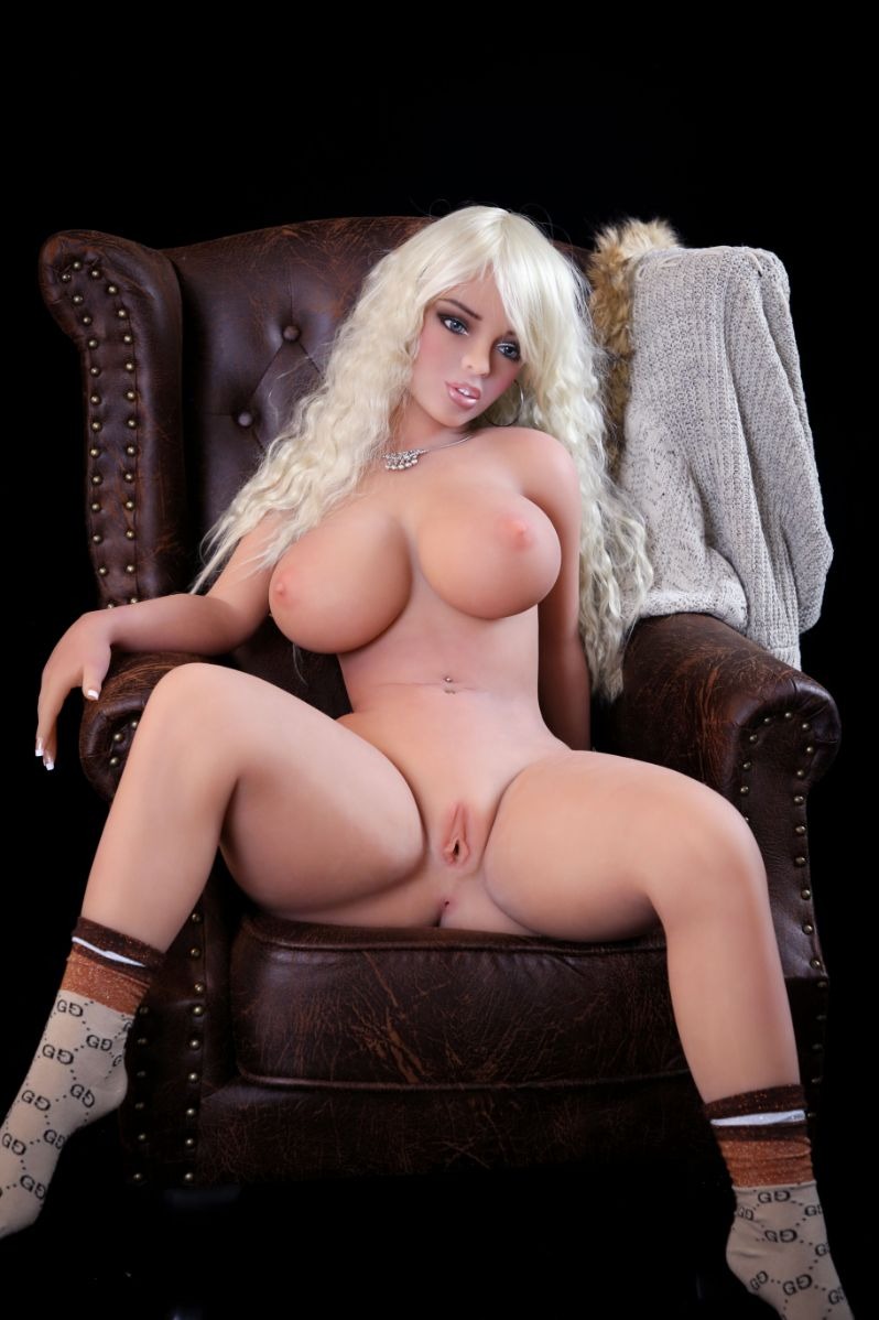 anni 153cm blonde hr big boobs athletic tpe sex doll(7)