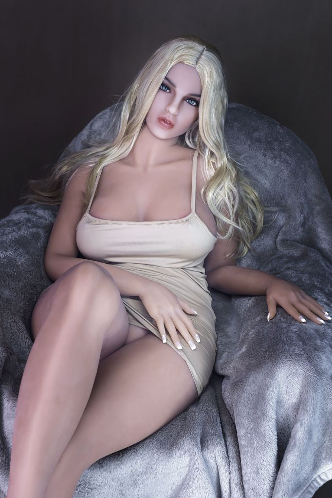 lydia 160cm blonde hr big boobs athletic tpe sex doll(11)