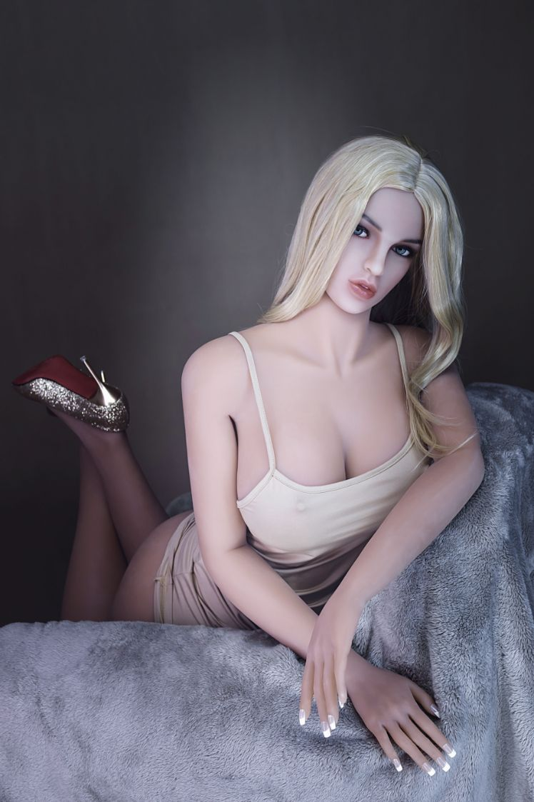 lydia 160cm blonde hr big boobs athletic tpe sex doll(2)