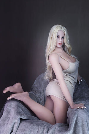 lydia 160cm blonde hr big boobs athletic tpe sex doll(4)