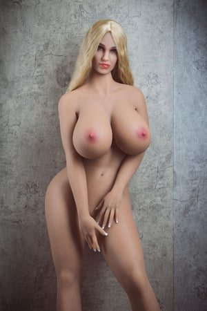 charlene 163cm blonde curvy hr big boobs athletic tpe bbw sex doll(8)