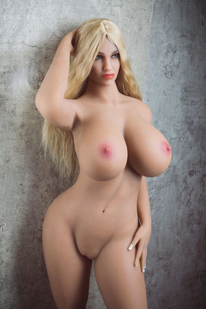 charlene 163cm blonde curvy hr big boobs athletic tpe bbw sex doll(9)