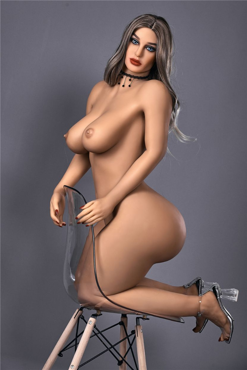 vann 156cm curvy medium tits tan skin tpe bbw sex doll(7)