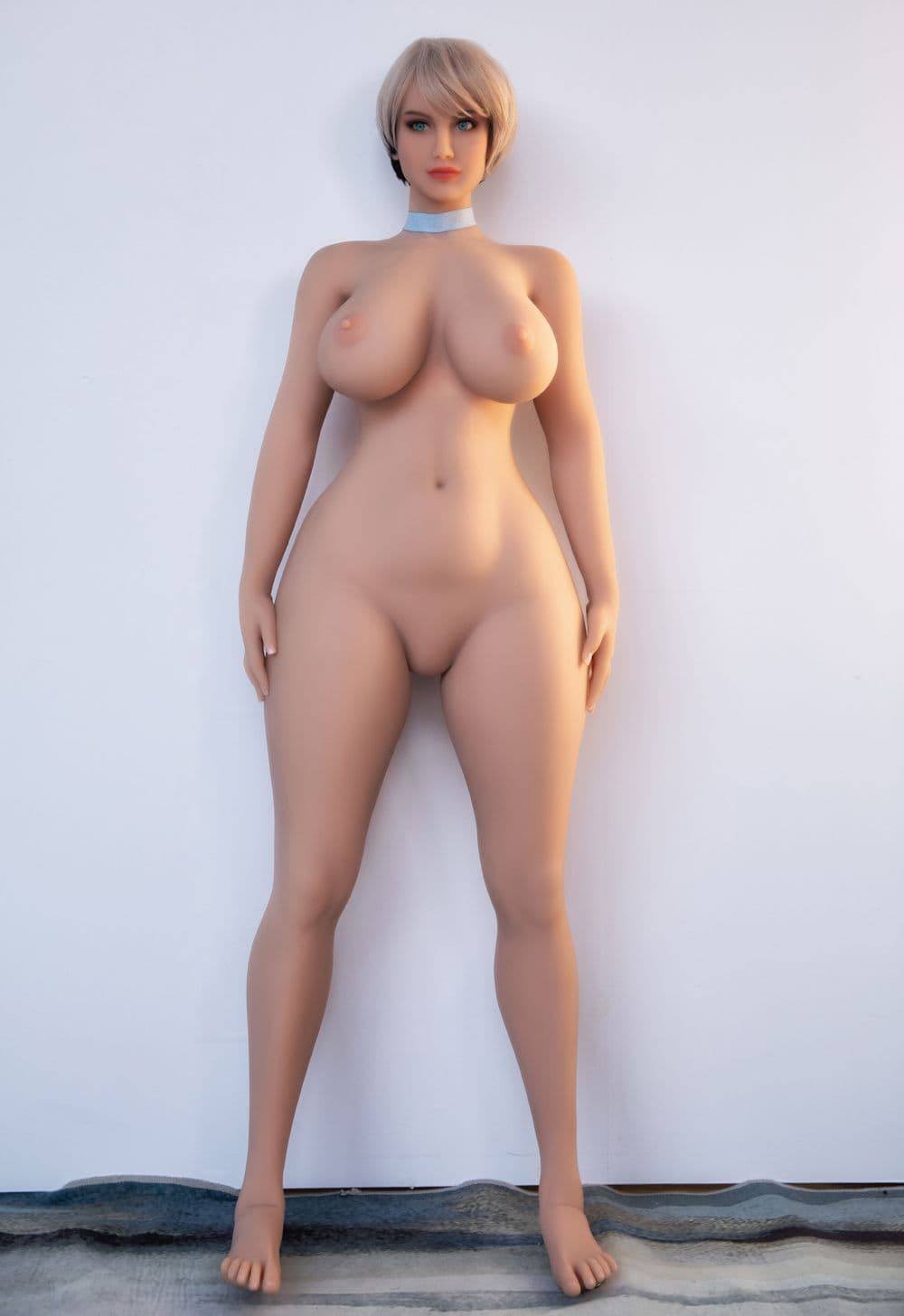 lonnie 164cm 5ft5 blonde curvy hr big boobs tpe sex doll(9)