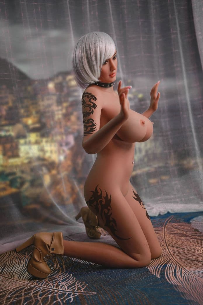 leland 171cm 5ft6 big boobs athletic tan skin tpe yl sex doll(10)