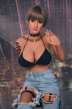 leland 171cm 5ft6 big boobs athletic tan skin tpe yl sex doll