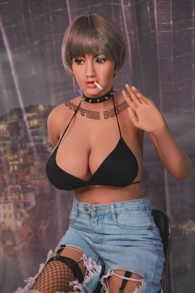 leland 171cm 5ft6 big boobs athletic tan skin tpe yl sex doll(4)