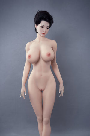 graciela 170cm af black hair big boobs athletic tpe sex doll(10)