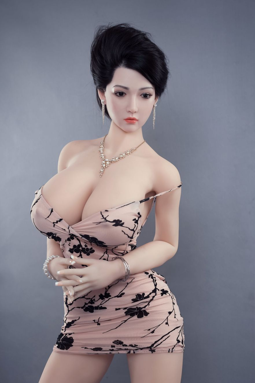 graciela 170cm af black hair big boobs athletic tpe sex doll(4)