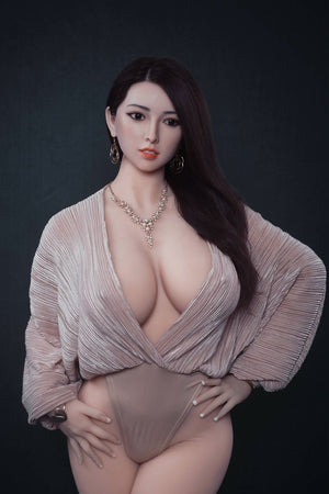 addison 166cm af black hair big boobs athletic tpe sex doll