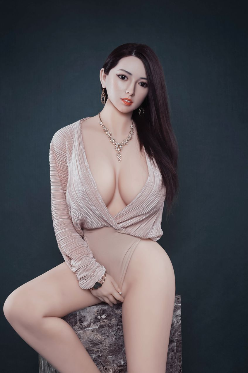 addison 166cm af black hair big boobs athletic tpe sex doll(3)