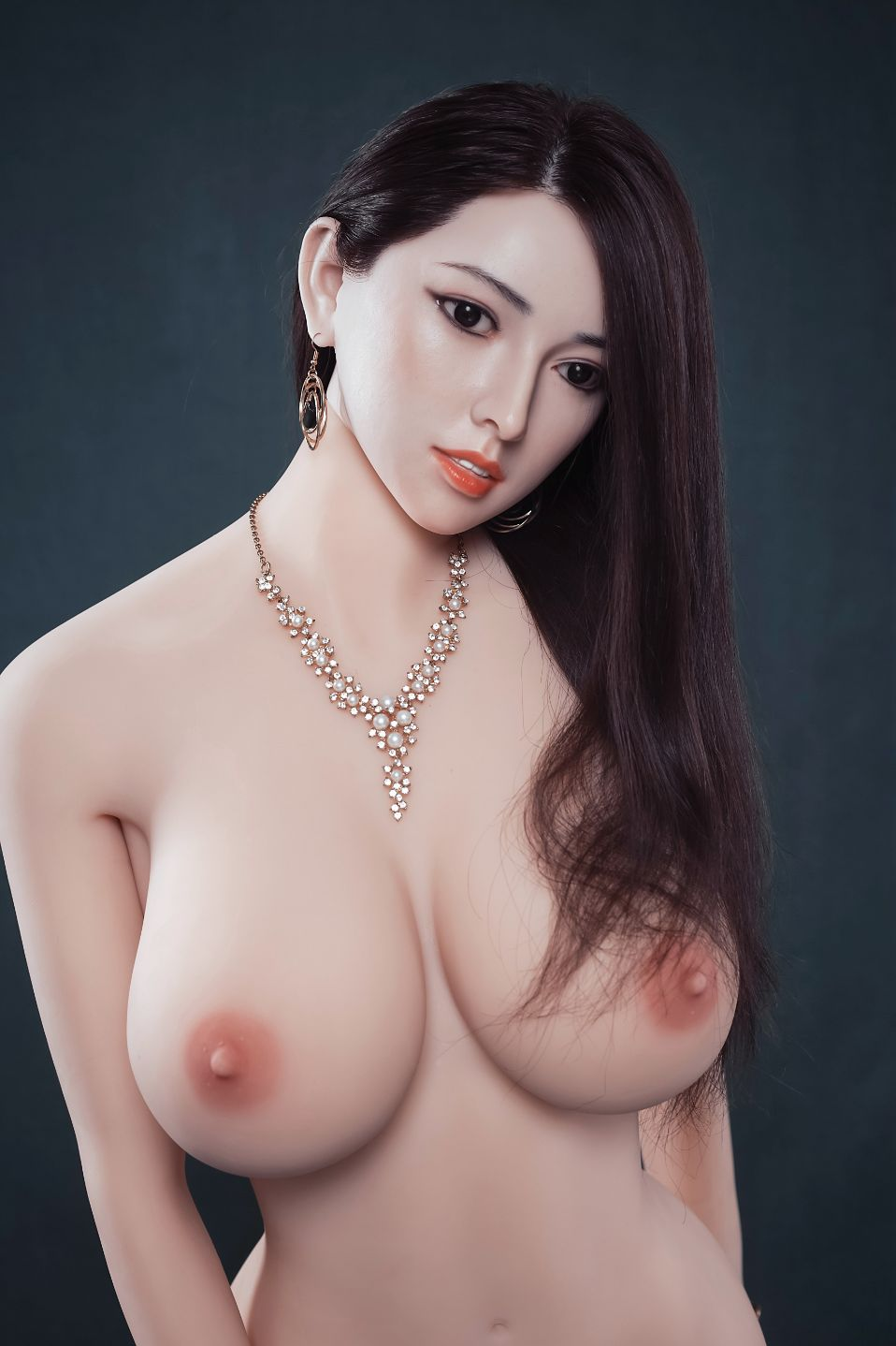 addison 166cm af black hair big boobs athletic tpe sex doll(7)