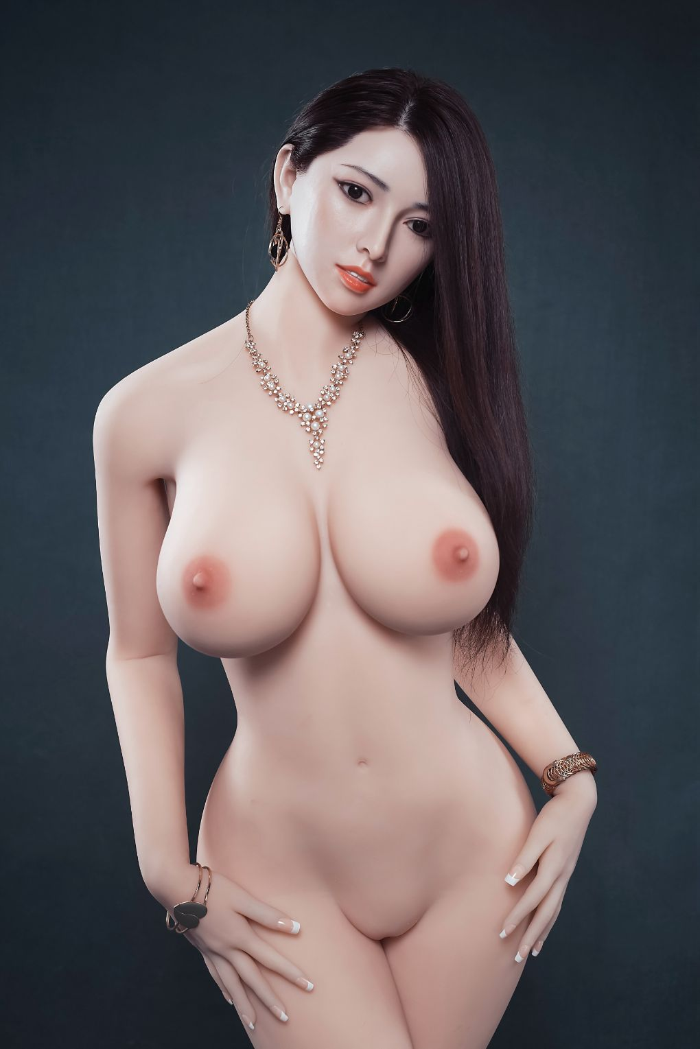 addison 166cm af black hair big boobs athletic tpe sex doll(8)