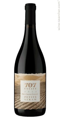 Chateau Diana 707 Alexander Valley Petite Sirah 2016