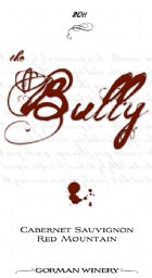 "Gorman ""Bully"" Cabernet Sauvignon - Red Mountain 2017"