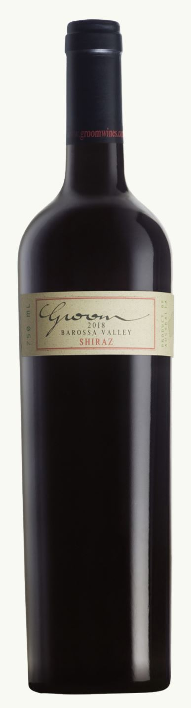 Groom Barossa Valley Shiraz 2016