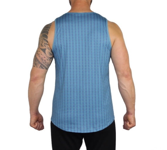 THE MAD CURLER SINGLET