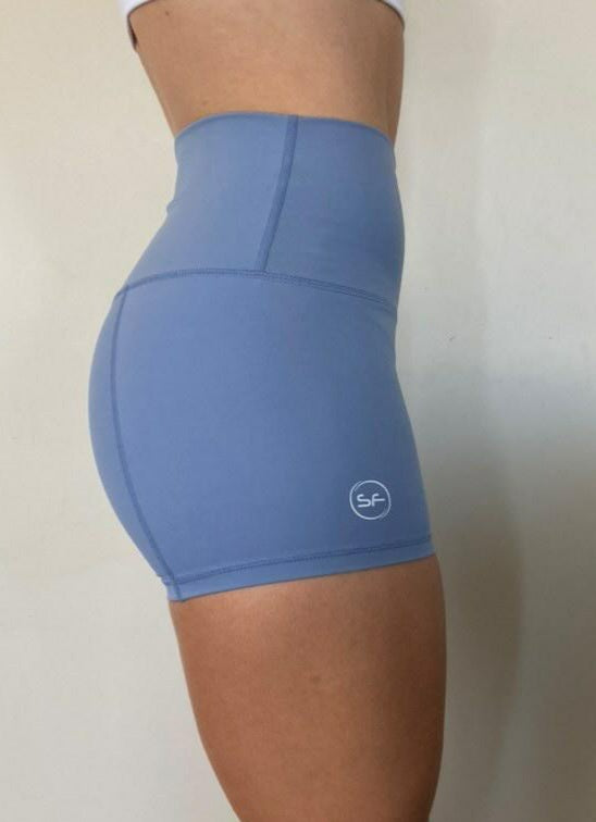 SAPPHIRE BOOTY SHORTS