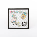 ORIBAGU_Pins Collection-HONEY