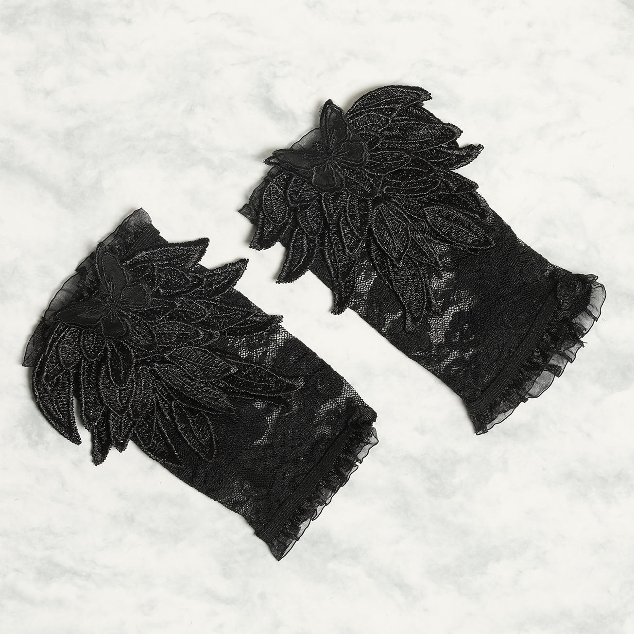 FINGERLESS WING GLOVES