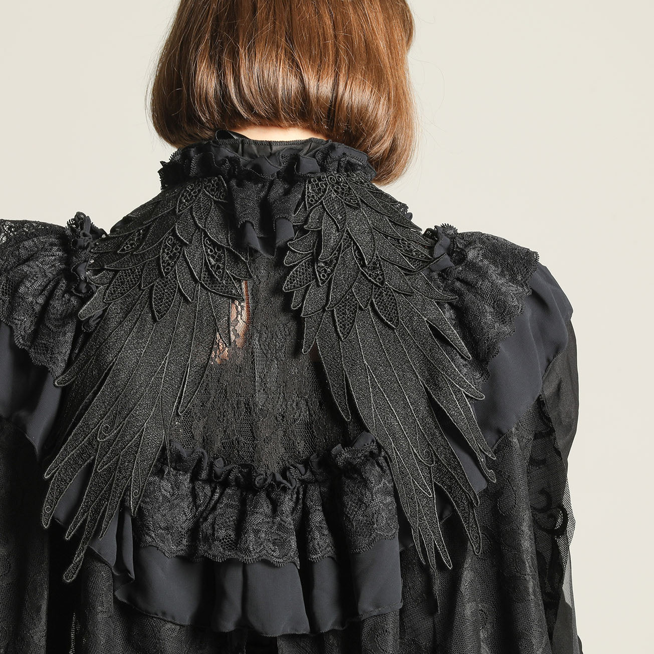 ANGEL WING CAPE