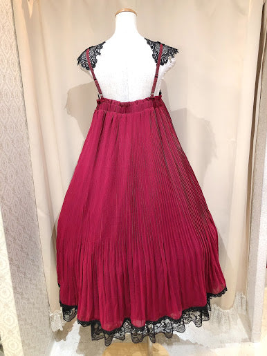CELESTIAL NYMPH DRESS(RED)