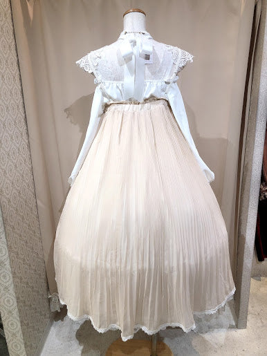 CELESTIAL NYMPH DRESS(IVORY)
