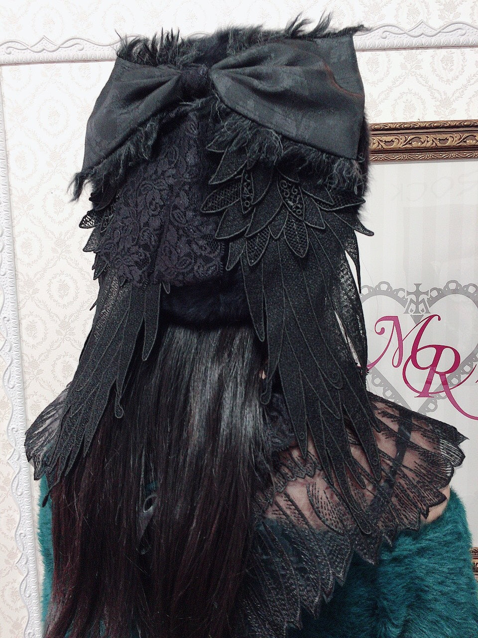 ANGEL WINGS BERET