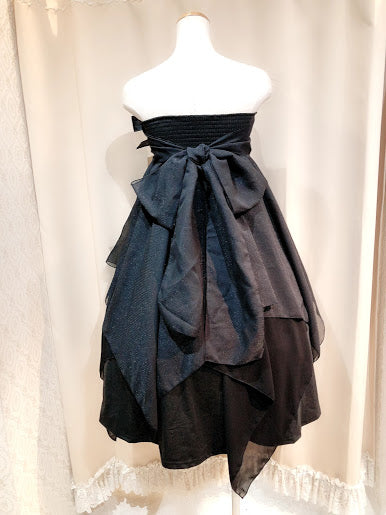 Double Buckle 2way Skirt