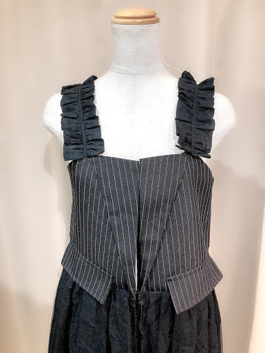 One Of a Kind Stripe Vest