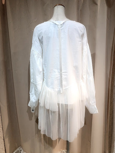 Over Sized One Of a Kind Blouse