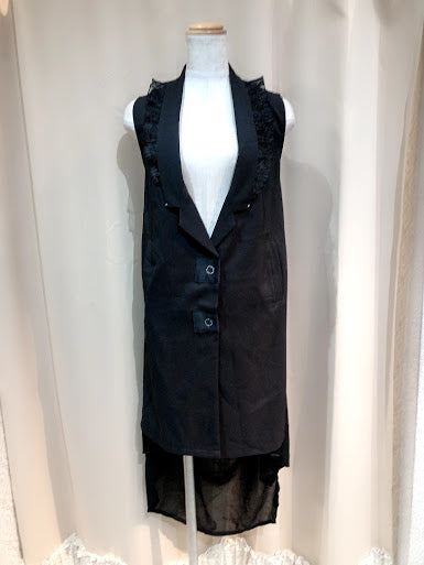 One Of a Kind Long Vest