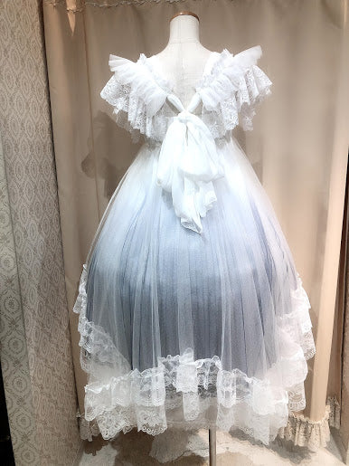 OCEAN 3way DRESS ver.2 (WHITE)