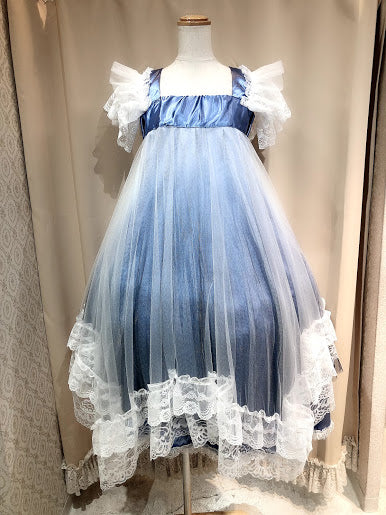 OCEAN 3way DRESS ver.2 (BLUE)