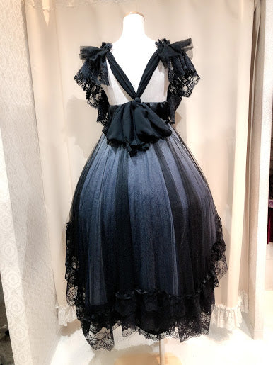 OCEAN 3way DRESS ver.2 (BLACK)