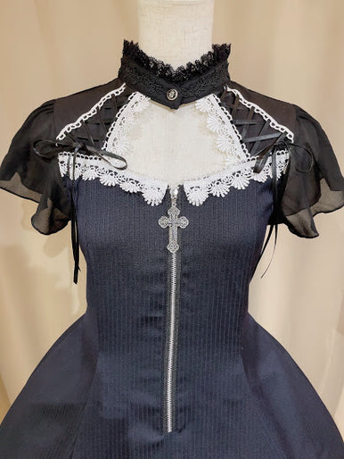 SAINT CHIFFON PLEATS DRESS Ver.2 (MINT GREEN)