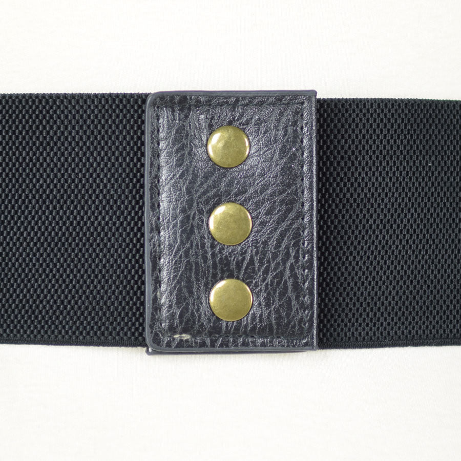 LACE UP BELT (BLACK)