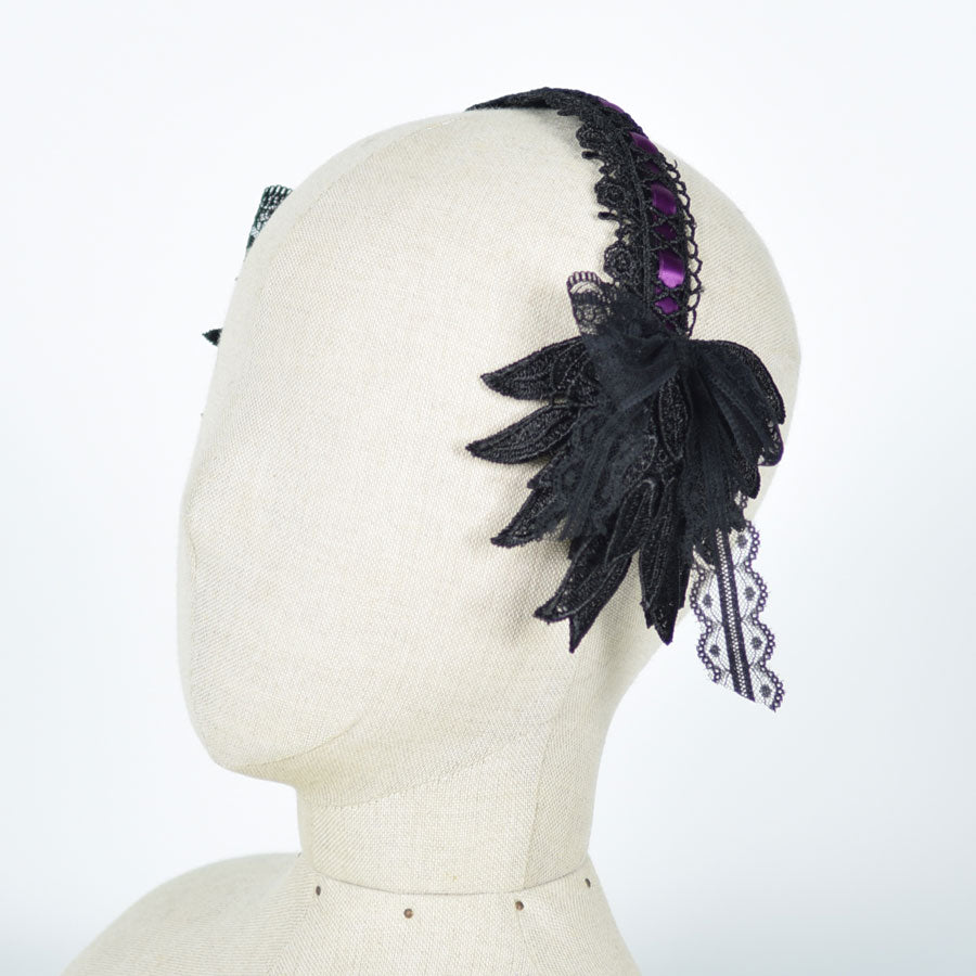 MINI WING HEAD BAND