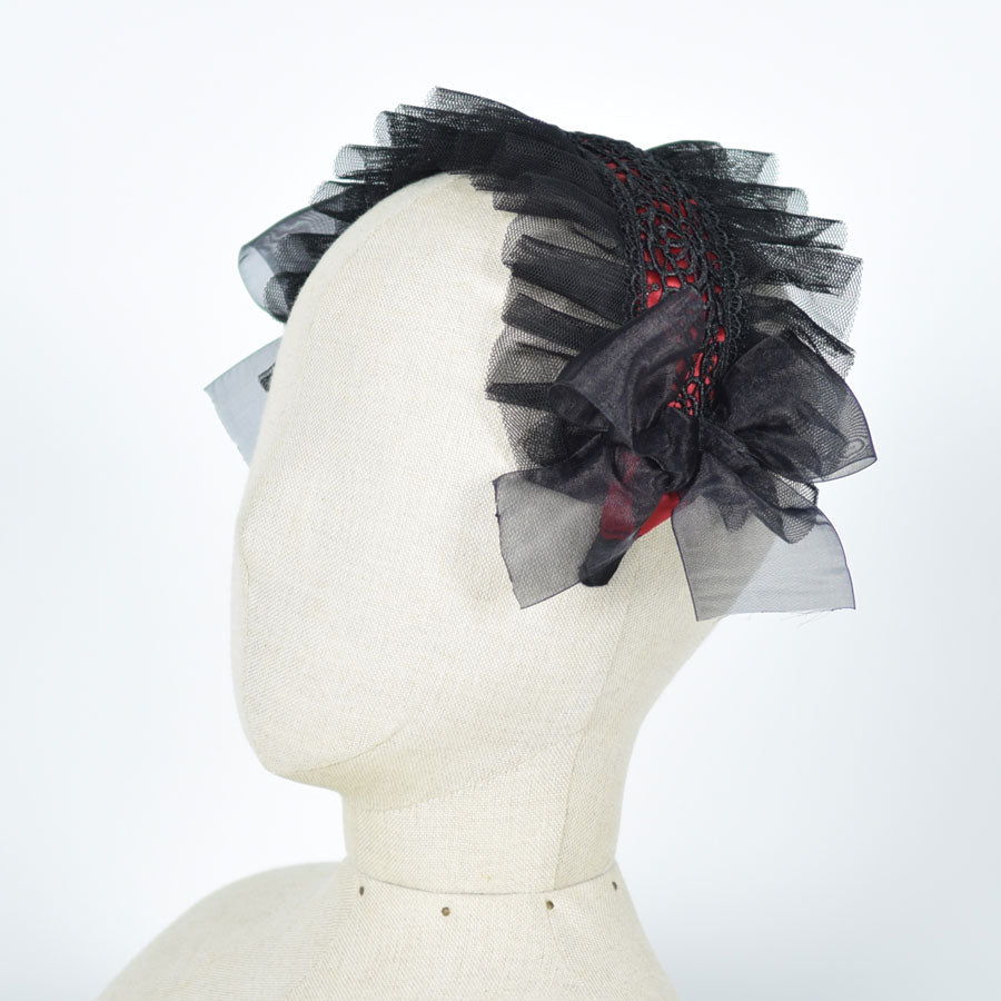 FRILL HEAD  BAND