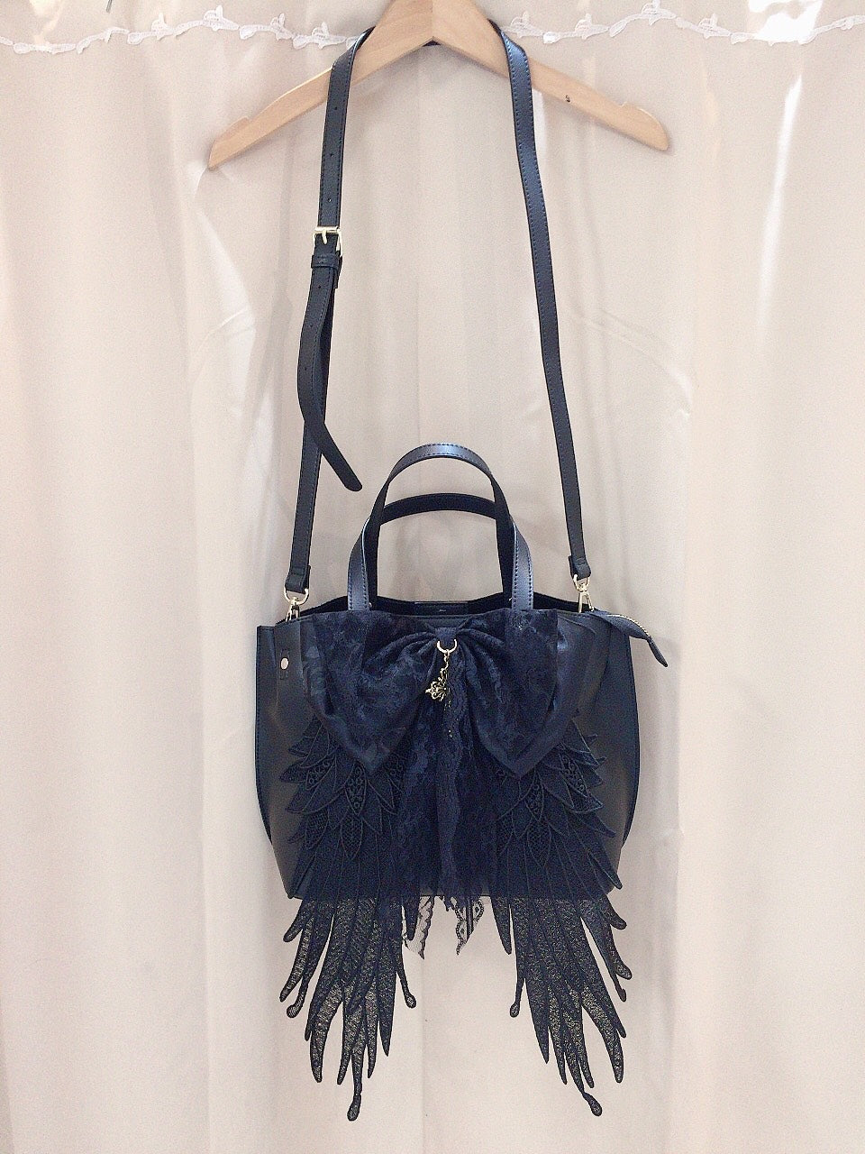 ANGEL WING 2WAY BAG
