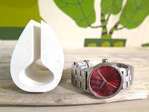 Nixon Small Kensington- dark red