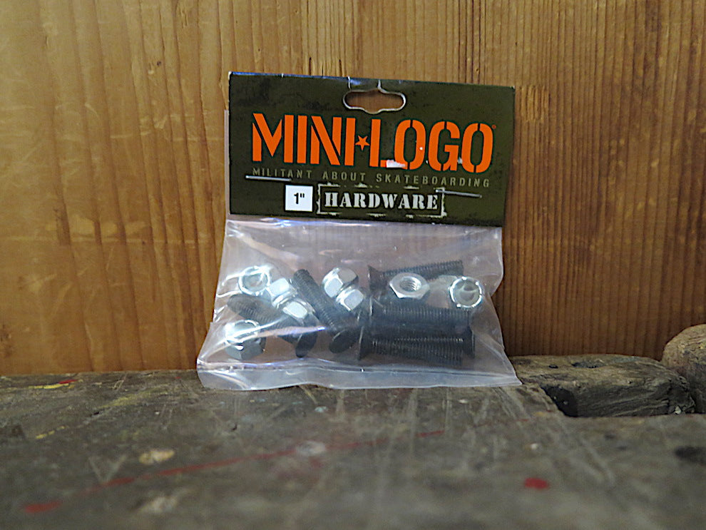Mini Logo Bolts 1